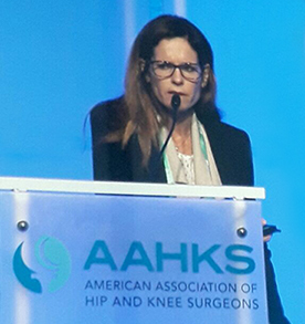 Dr Pascual on AAHKS meeting in Dallas