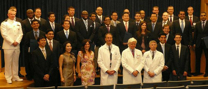 Hospital for Special Surgery Graduation 2012, New York, New York